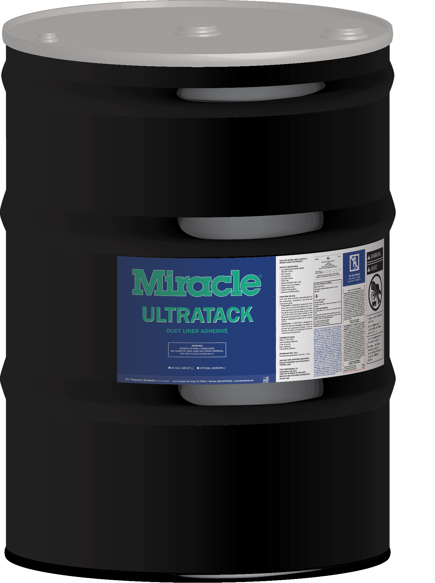 Miracle Ultratrack M-595 52g Drum 2016-04-11